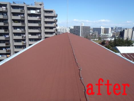 マンション外壁改修・屋上防水・鉄部塗装工事