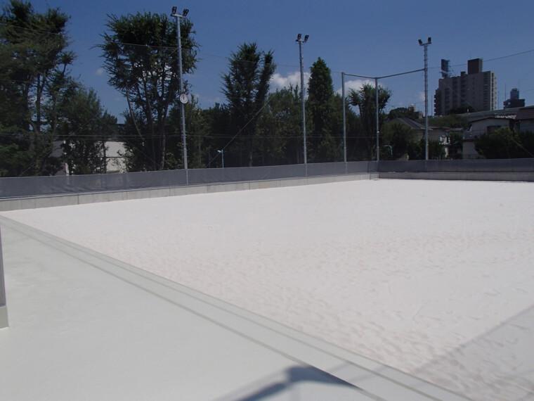 体育館大規模改修工事